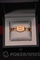 The PLO Winner's Bracelet
