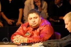 Jason Hackett finishes ninth for £34,652