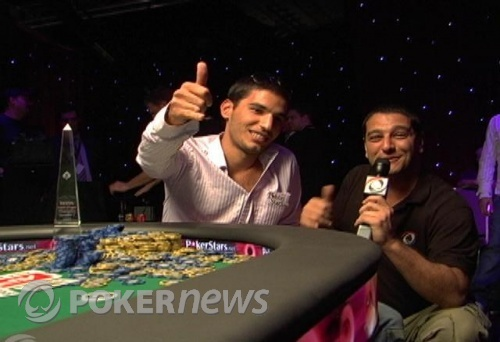 PokerNews Video: Ziv Bachar - Winner!