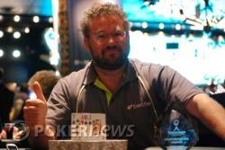 Tino Lechich-  Event #2 Champion