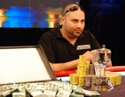 Dory Zayner - the PokerNews Cup Champion