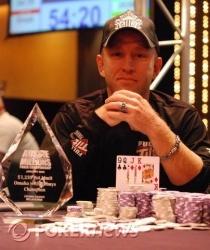 Event 7 Champion Lee Watkinson