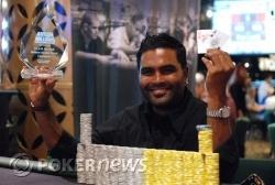 Marlon Goonawardne - Event #6 Champion