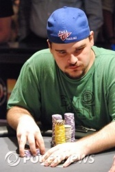 """Matthew """"All in at 420"""" Stout - 24th Place"""