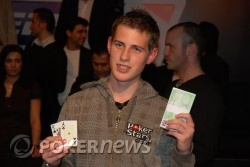 "EPT Dortmund Winner Michael ""Timex"" McDonald"