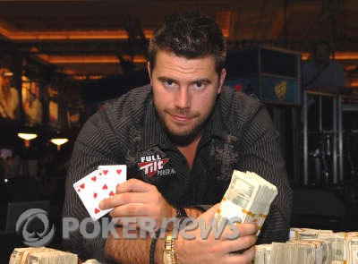 Nenad Medic, winner WSOP Event #1 PLHE World Championship