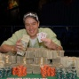 Grant Hinkle, winner 2008 WSOP event #2