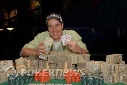 Grant Hinkle - Champion