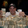 Michael Banducci, winner 2008 WSOP Event #5