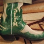 I leggendari stivali da cowboy di Amarillo Slim