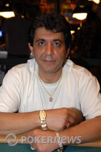 Farzad Rouhani,winner 2008 WSOP Event #10