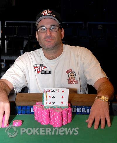 Mike Matusow, $5,000 Byu=In No-Limit 2-7 Draw w/ Rebuys Champion