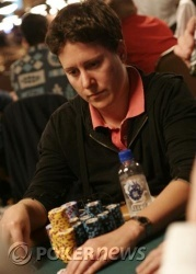 Vanessa Selbst moved out to a big early lead on Day 1