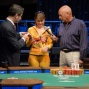 Svetlana Gromenkova accepts her first WSOP bracelet