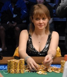 Svetlana Gromenkova - 2008 Ladies World Champion
