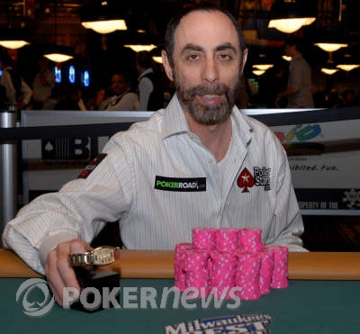 Barry Greenstein, 2008 WSOP $1,500 Razz Champion