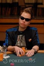 Kyle Kloeckner parte con un leggero vantaggio in chips a questo tavolo finale