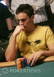 New Chip Leader - Chris Klodnicki