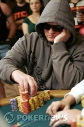 Matt Vengrin leads the way to the final table