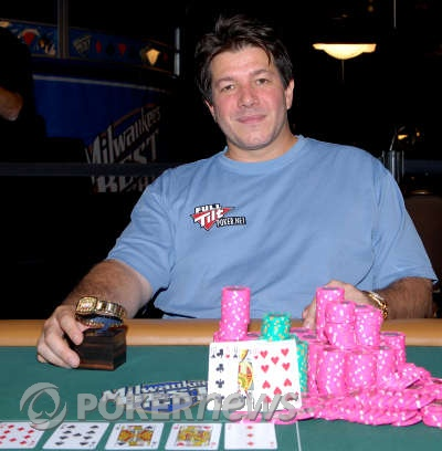 David Benyamine, 2008 WSOP $10,000 Omaha Hi-Low World Champion