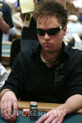Seat 5 - Kyle Kloeckner