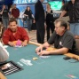 Al Barbieri and Michael Rocco go heads up