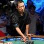 David Woo calls Matt Wood's all-in