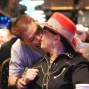 Johnny Chan and Marsha Waggoner