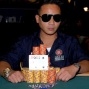John Phan, winner 2008 WSOP Event #40