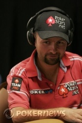Daniel Negreanu, tra i chip leader