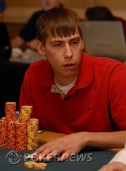 Maryland's Jesse Chinni takes the chip lead to the final table