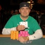 Ryan Hughes, Winner 2008 WSOP Event #47