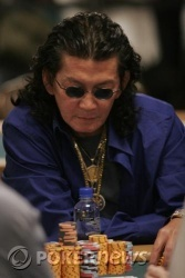 Seat 5, Scotty Nguyen
