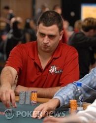 Robert Mizrachi in the recent H.O.R.S.E. championship