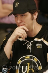 Phil Hellmuth seeks his 12th career WSOP title today