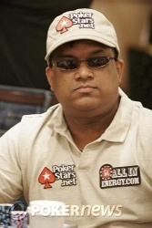 Victor Ramdin Out in 7th