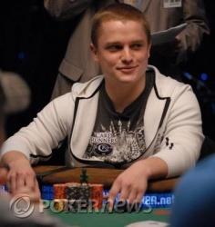 Corwin Cole - 5th Place