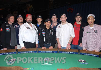 2008 WSOP Main Event Final Table Nine