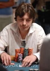 Nikolay Losev - 28th Place