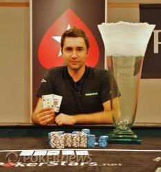 Jose Miguel Espinar - Champion!