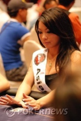 APT poker girls, like PokerNews, will be here all week.