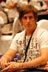 Simon Johansson Eliminated