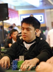 WSOP Bracelet Winner, Anthony Rivera