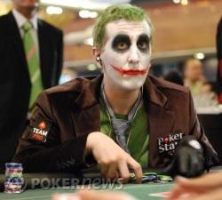 Unhappy Times For The Joker