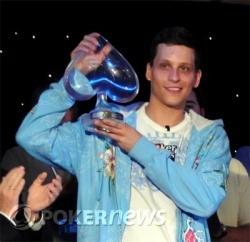 EPT Barcelona Season V Champion - Sebastian Ruthenberg