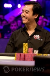 2008 WSOP-E Main Event Champion John Juanda