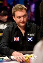 Seat 3, Chris Elliott