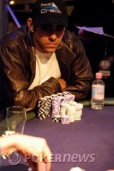 Roy Bhasin takes a commanding chip lead into tomorrow's final table