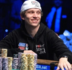 2008 WSOP Main Event Champion Peter Eastgate