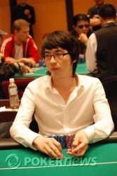 Hyoungjin Nam will start the final table as chip leader.